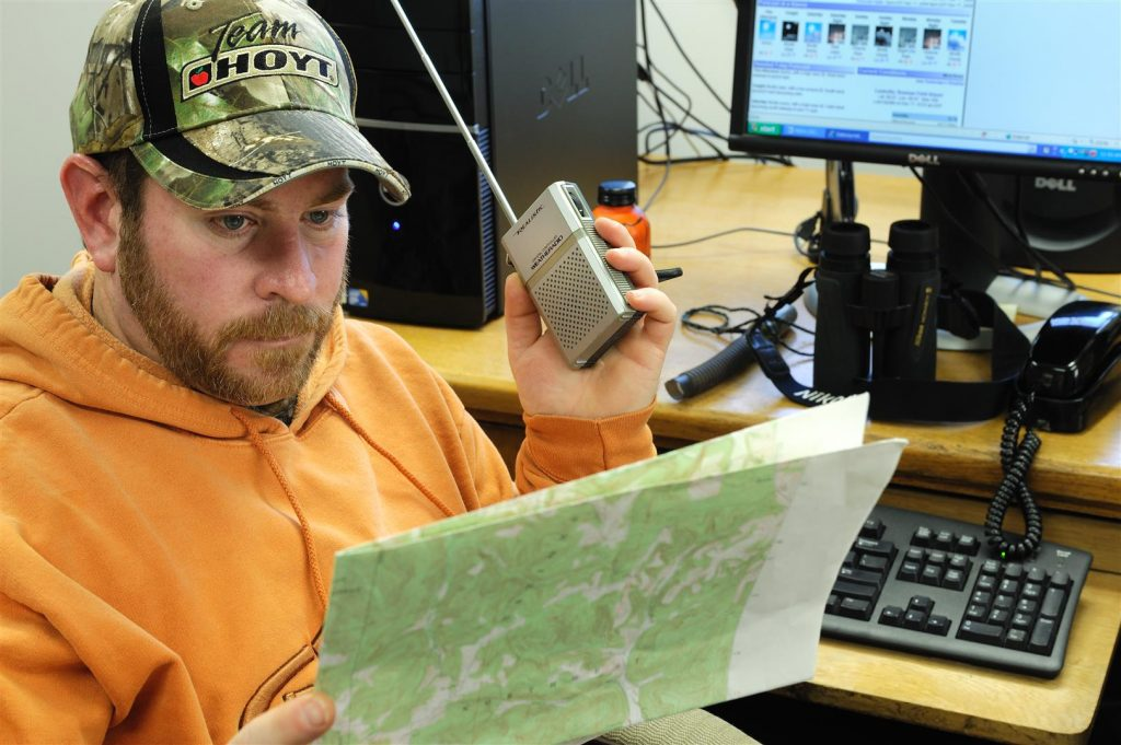 Make sure you check historic weather patterns, and then as the time gets near, consistently monitor weather, which will help finalize your hunt plan, especially the gear you'll need.