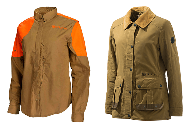 Beretta Womens Field Jacket and Field Shirt